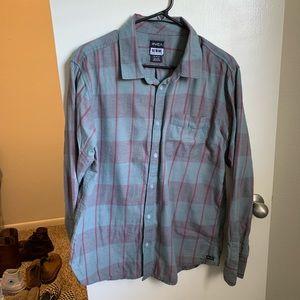 RVCA/No Wave Long Sleeve Shirt
